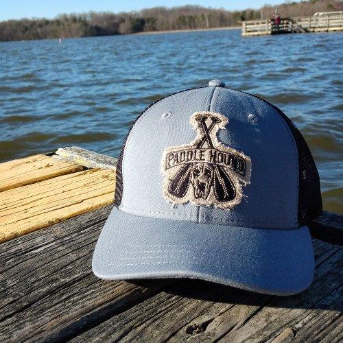 Paddle Dog Trucker Hat