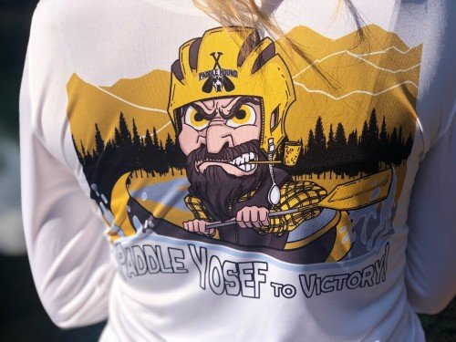 Paddle Yosef to Victory
